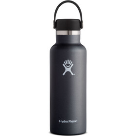 Hydro Flask Standard Mouth Flex 18 Bottle 532ml Black
